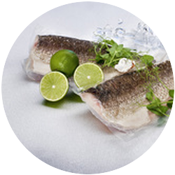 IQF whitefish fillet